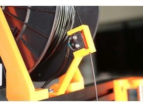 Mechanical filament runout sensor bracket for 30x30 extruded aluminum profile