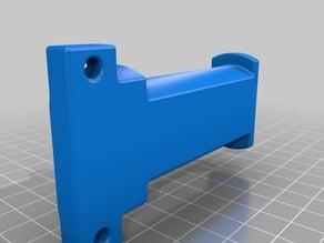 Spool holder for mendel90, nophead kit, colorFabb.
