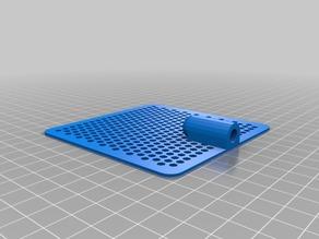 My Customized Parametric Flyswatter