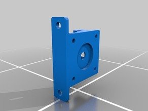 Compact Direct Drive Bowden Extruder