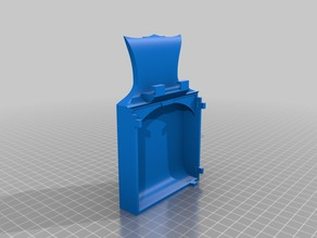 Da Vinci 2.0A Duo PLA fan holder 80cm