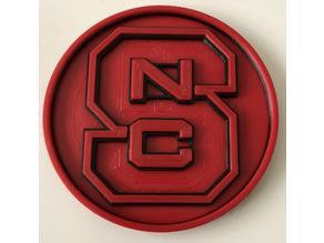 NC State Coaster