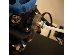 Ender 3 - Bowden Coupler Knob for easier filament change