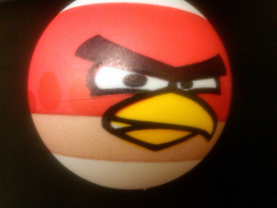 Eggbot - Angry Birds - Red