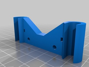 Printrbot  easy removable Y-idler
