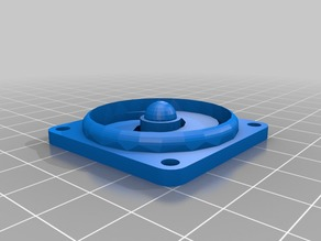 40mm fan cover for anet a8