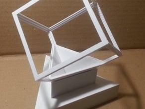 Desk Cube Terrarium