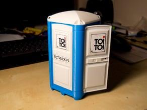 Portable Toilet ToiToi 1:14