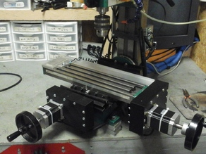 CNC Y Axis Mini Mill X2