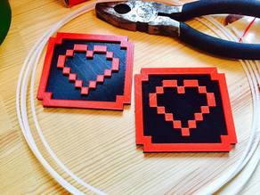 8-bits Heart