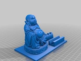 Buddha desk tidy