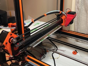 Anet E12, E10 and others; X-Axis upgrade.