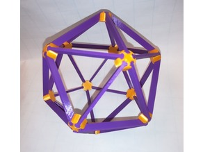 Make Your Own Platonic Icosahedron, Snap