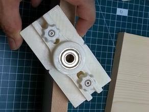 potable 8mm doweling jig