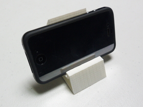Smartphone Stand Type F (Fire)