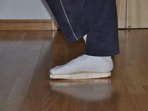 Skate spinner