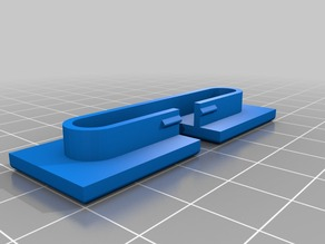 FlashForge Build Plate Harness Plug
