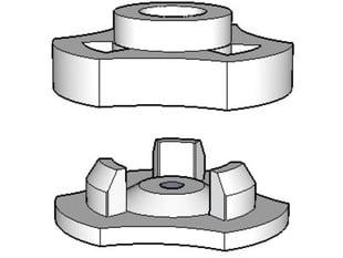 Filament Spool Holder BI Edition