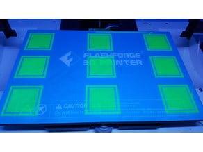 Flash Forge Inventor I FlashPrint Leveling