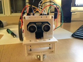 A Simple Programmable Robot with Arduino Mega 2560