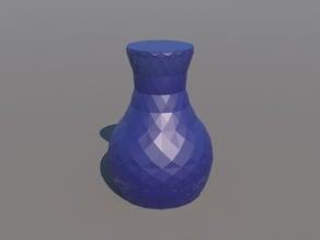 Vase for bucket