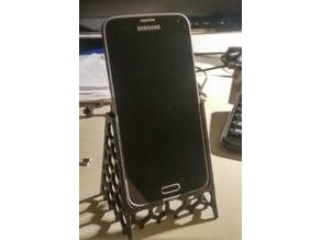 Samsung Galaxy S5 Stand (Honeycomb)
