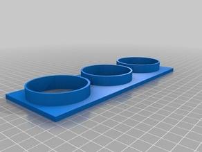 Simple 3 Gauge Pod