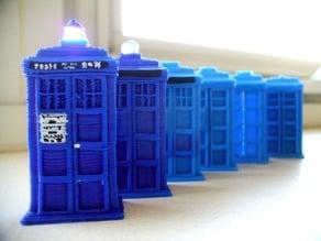LED Micro-TARDIS