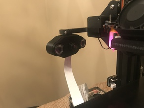 Noir Camera Mount for Ender 3