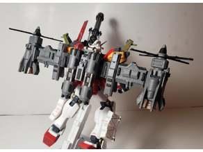 Gundam 1/100 MG Heavy Arms Damselfly