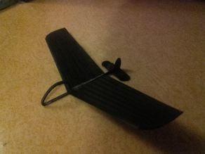 Fully printable Glider v2