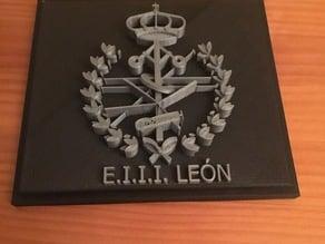 Escudo Escuela Ingenierías Universidad de León