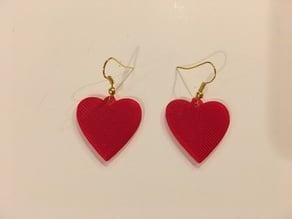 Heart Earring 1