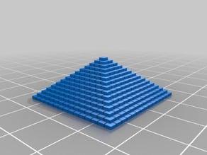 Piramide personalizable