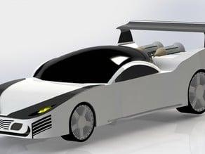 2040 car-spaceship