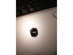 7mm to 12mm Hex Adapter