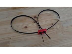 Tactical Zip Tie Handcuff Joiner - compact edition