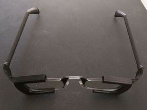 Thin Optics Frame