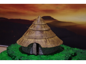 The Celtic Round House