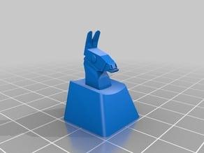 Fortnite Llama Keycap