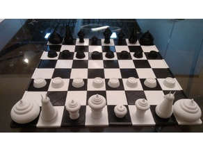 Makruk Thai Chess Set