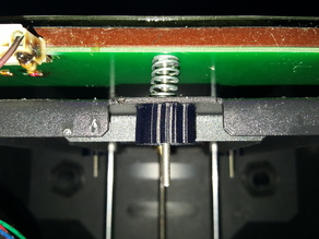 Bed Leveling Screw Covers for Flash Forge Creator X