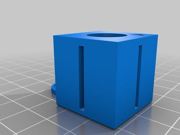 3d Penny Powered Pixel Art Blocks Video Game Art By