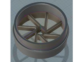 XMods R/C Wheel