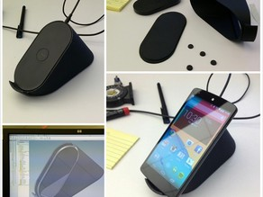 Nexus 5 Inductive Charging Dock