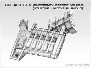 Sulaco's EEV from Alien 3