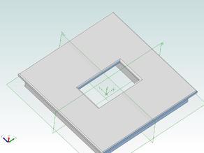SSD1306 Case I2C TWI SPI OLED Display