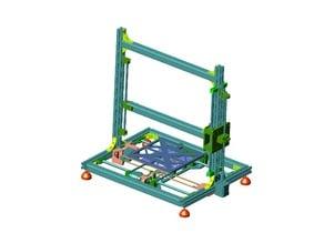 MotorFish mod for 3Drag printer