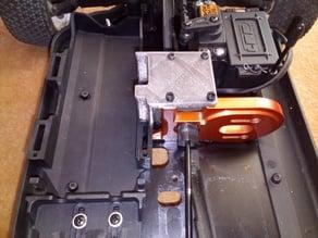 LRP S8 Rebel BX electronic conversion