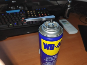 Spray nozzle large version for WD40 and maybe something else